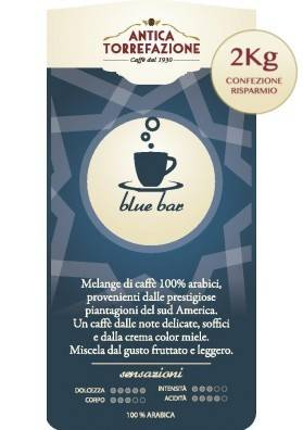 Caffè in grani Blue Bar 2 Kg