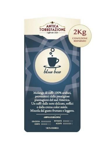 Caffè in grani Blue Bar 2 Kg