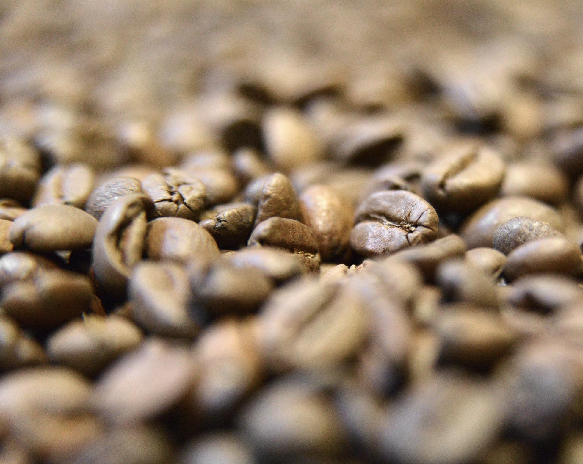 caffè decaffeinato ad acqua